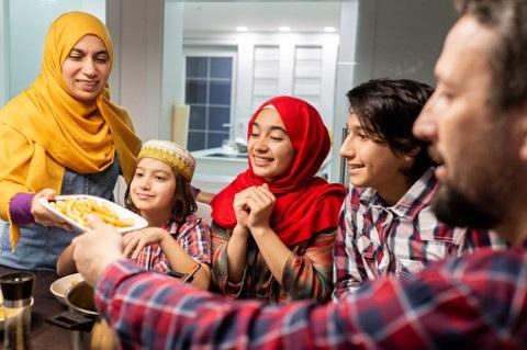 Tips Bahagiakan Keluarga dan Menghindari Perselisihan Saat Lebaran