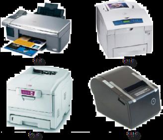 Non–Impact Printer