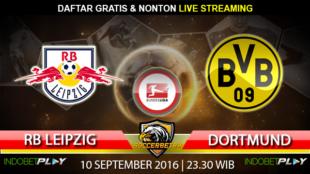 Prediksi RB Leipzig vs Dortmund 10 September 2016 (Liga Jerman)