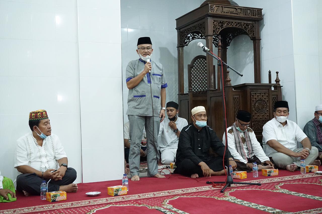 Wakil Bupati Asahan Lakukan Safari di Masjid Silaturahim