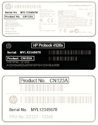 تحميل تعريفات HP