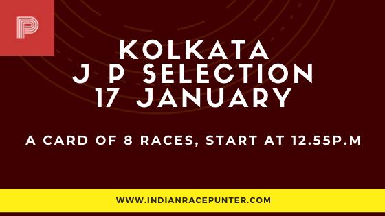 Kolkata Jackpot Selections 17 January