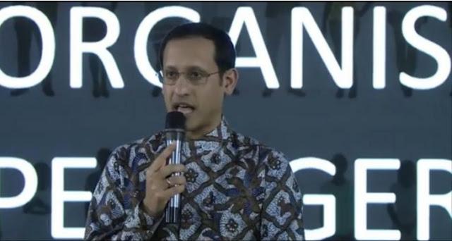 Bikin Hati Orangtua Murid Lega, Menteri Nadiem Makarim Akhirnya Ubah Aturan Belajar Tatap Muka