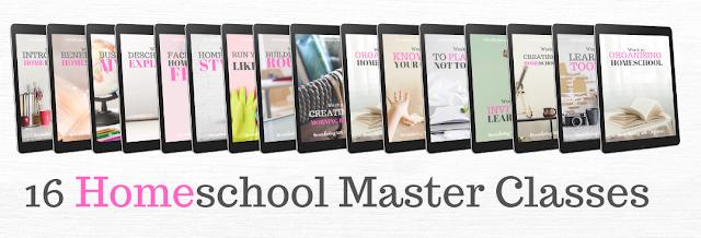 Muslim Homeschool Master Classes