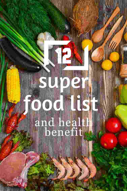 what is a superfood and health benefits