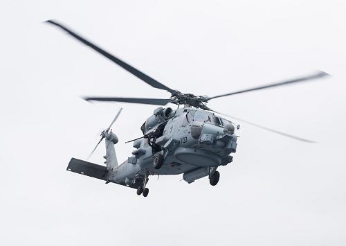 cảm biến phát hiện tàu ngầm MH-60R