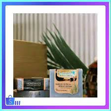 Review Produk : Herborist Sabun Homemade yang mengandung Bahan Natural