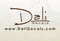 Dali Decals Logo
