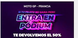 Mondobets promo MotoGP Francia 16-5-2021