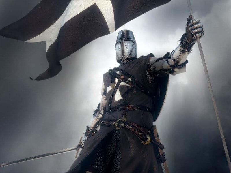 Tentera elit Knights Templar