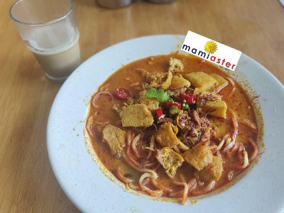 Resepi Mee Kari yang mudah dimasak sedap dimakan
