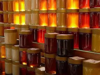 Tes warna madu