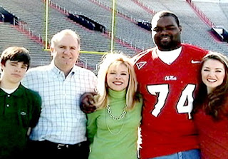 Michael Oher Biography , Family, Wife Kids & Net Worth: Where Is He Now?