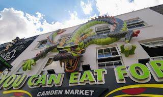 Candem Town, Londres.