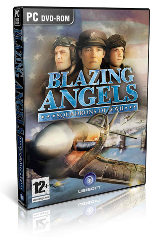 Blazing Angels Squadrons of WWII PC Full Español Reloaded Descargar