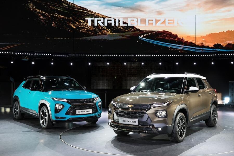 쉐보레, SUV '트레일블레이저(Trailblazer)' 공개 사전계약