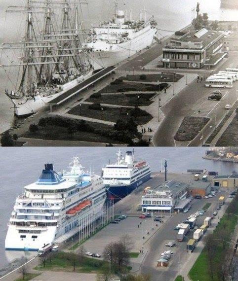 рижский морской порт