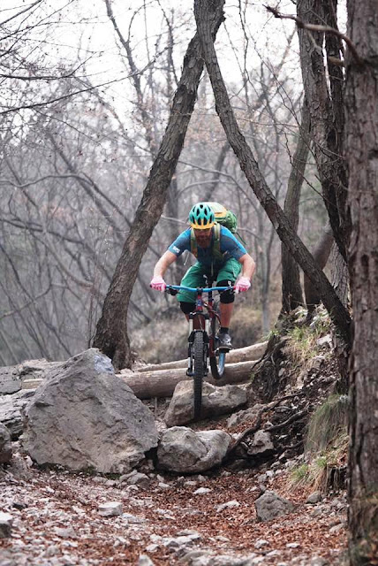 Mountainbike Trails Gardasee laut Moser Bikeguide