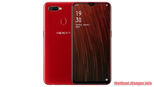Rom stock cho OPPO A5s (CPH1912)