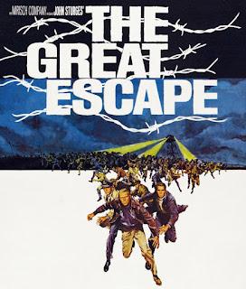 Cartel La gran evasión, 1963