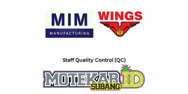 Lowongan Kerja PT Multi Indomandiri (Wings Group) Februari 2021 - Motekar Subang