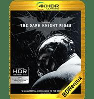 BATMAN: EL CABALLERO DE LA NOCHE ASCIENDE (2012) IMAX BDREMUX 2160P HDR MKV ESPAÑOL LATINO