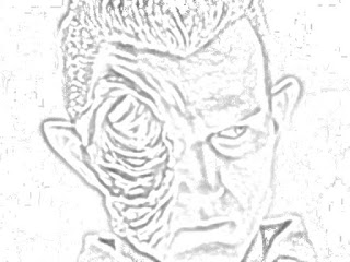 Terminator coloring pages coloring.filminspector.com
