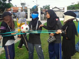 HORE (HimaHES Open REcrutment) at Goa Sunyaragi Kota Cirebon 2016