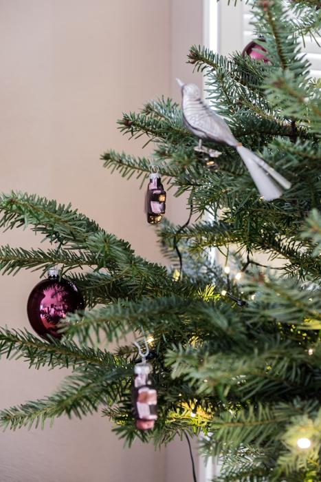fim.works | Fotografie. Wortakrobatik. Wohngefühl. | Weihnachtsbaum in Altrosa