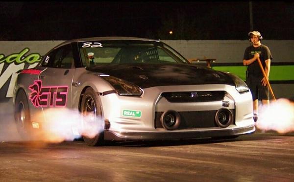 Nissan GT-R más rápido del mundo
