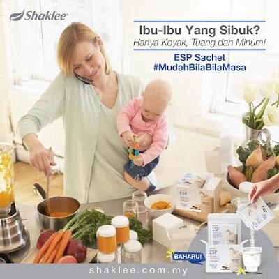 ESP Sachet Shaklee