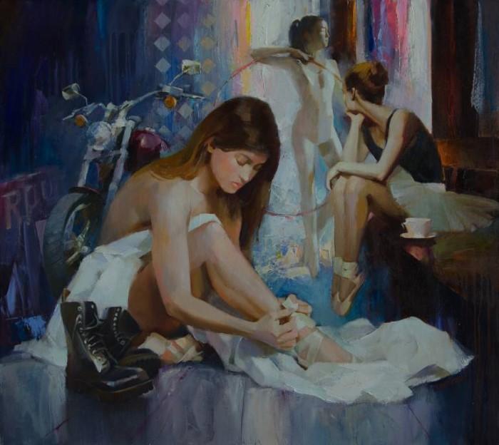 Украинский художник