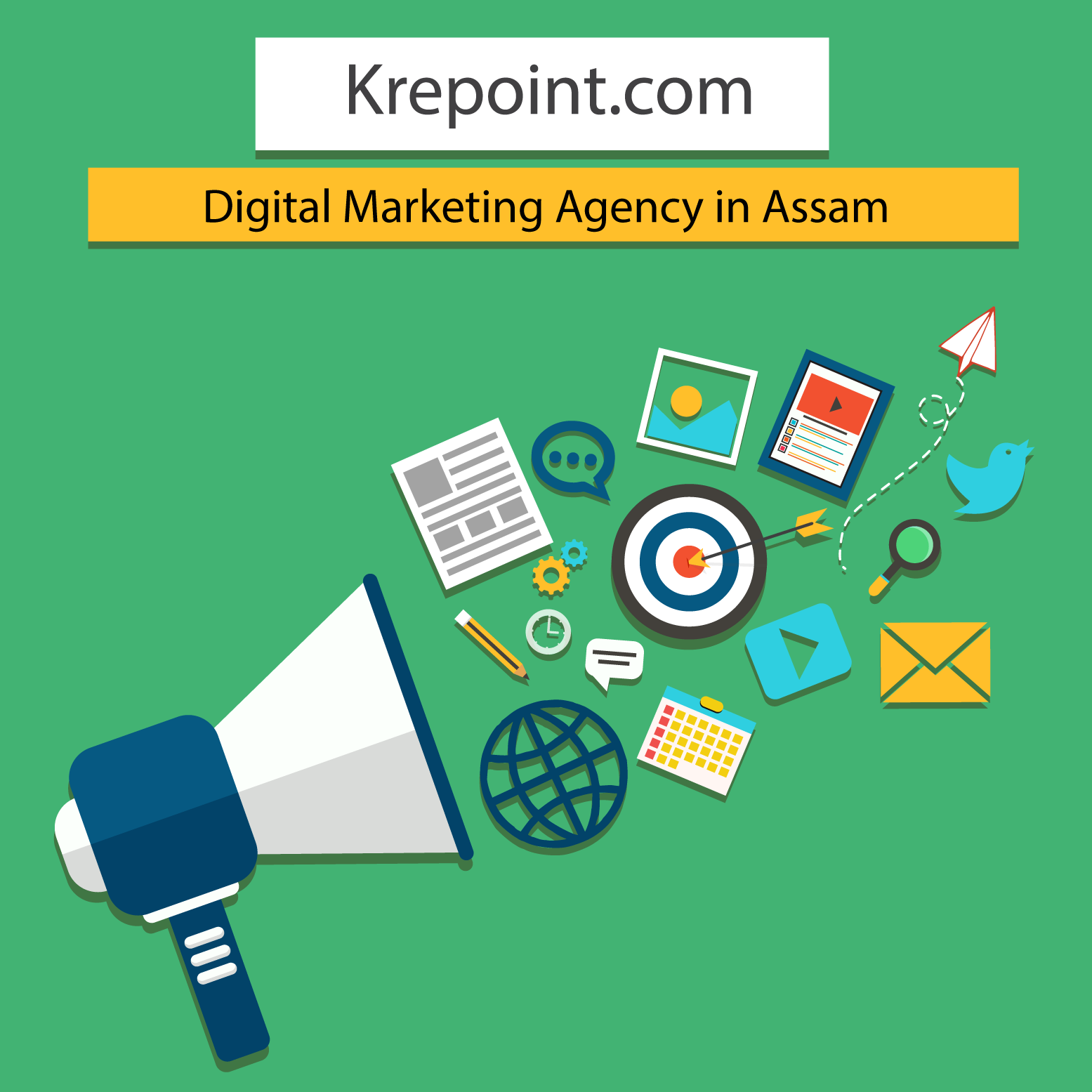 Best Digital Marketing Agency in Guwahati, Assam