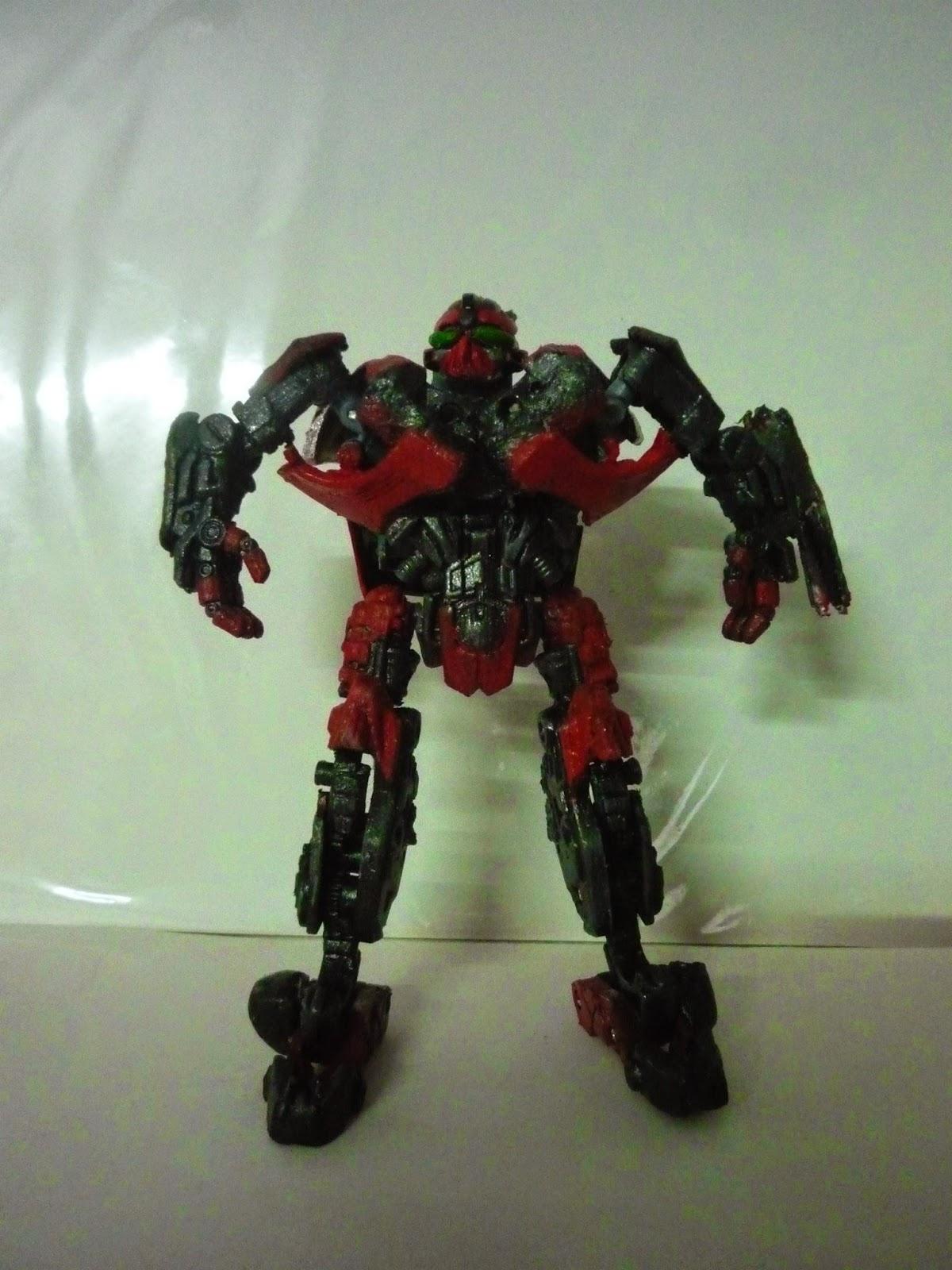 Transformers Custom To...
