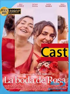 La boda de Rosa (2020) HD [1080p] Castellano [GoogleDrive] PGD