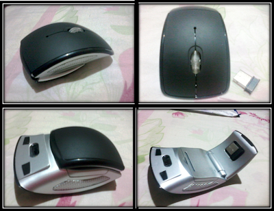 wireless mouse actual pics