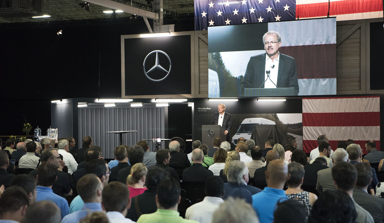 Mercedes Benz Fremont >> Mercedes Breaks Ground At New Sprinter Plant in South Carolina | Carscoops