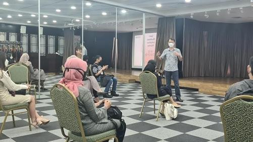 Penafsiran Hanbok Melalui Pola dan Warna, KCCI Gelar Program Tatap Muka Budaya bertajuk 'Seri Budaya Leluhur Korea'