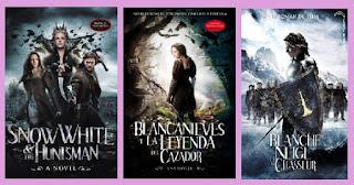 Portadas del libro Blancanieves y la leyenda del cazador