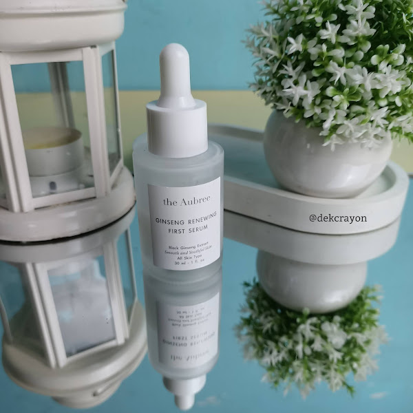 Review The Aubree Ginseng Renewing First Serum