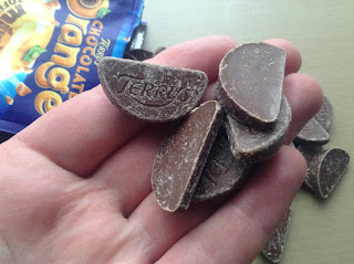 Terry's Chocolate Orange MInis Toffee Crunch