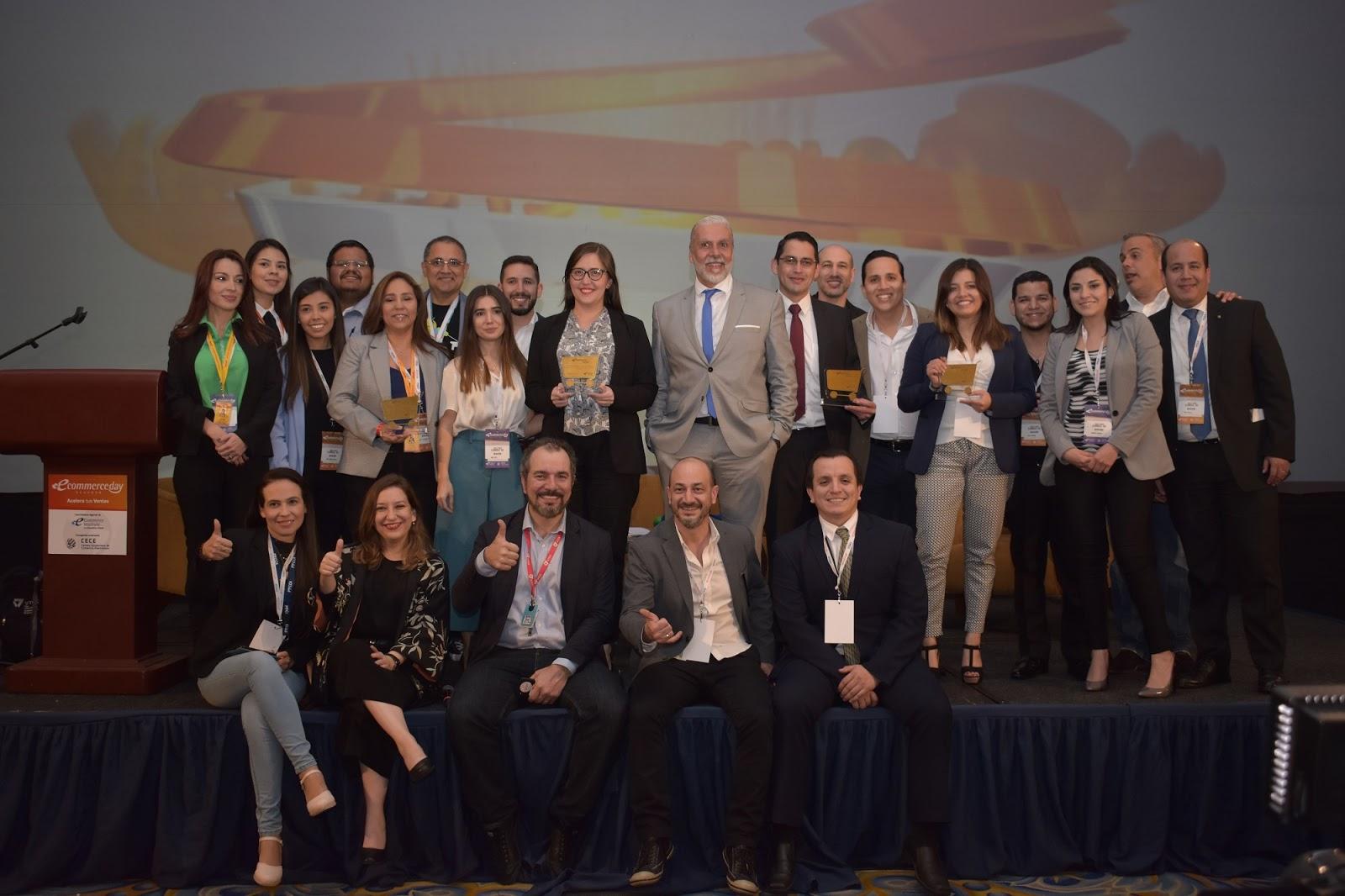 Se conocieron los Ganadores de los eCommerce Awards Ecuador 2018