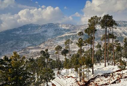 fantastic nature beauty of murree hill station pakistan