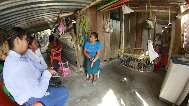 Personal del DIF integra censo en colonias donde se crearán cocinas comunitarias