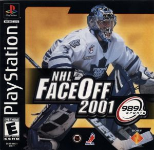 Download NHL Faceoff 2001 – PS1