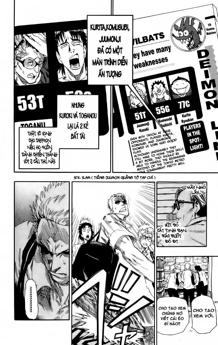 Eyeshield 21 chapter 54 trang 11