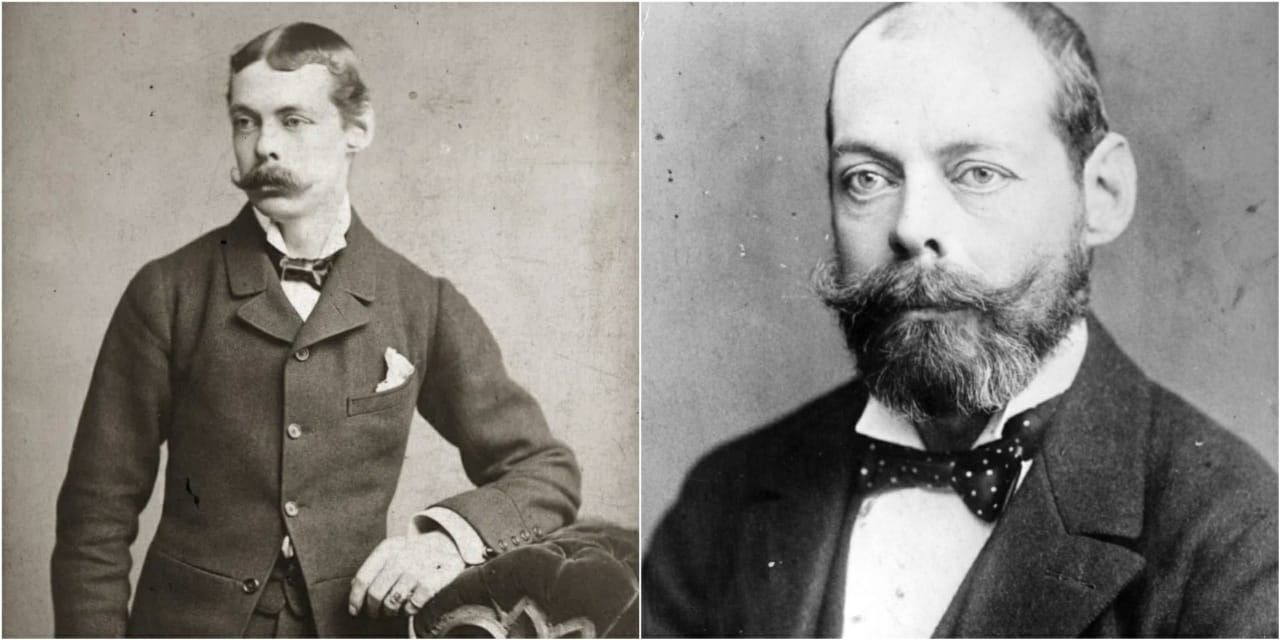 Who was Winston Churchill's father Lord Randolph Henry Spencer Churchill?
