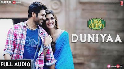 Duniya Song Mp3 song download - Lyrics
