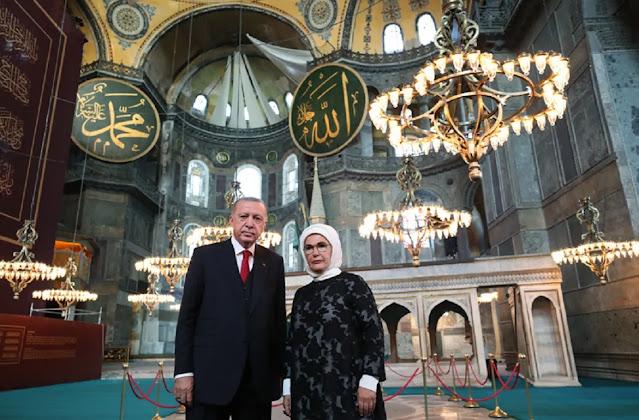 Ο Ερντογάν ενθαρρύνει τους τζιχαντιστές