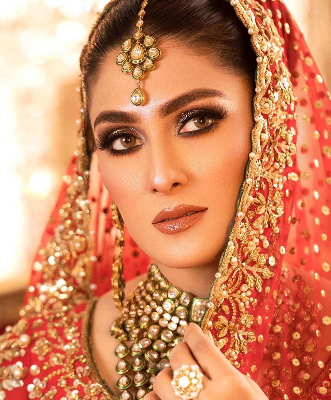 Ayeza Khan DP - Latest Bridal Photoshoot